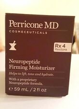 Perricone MD Neuropeptide Firming Moisturizer Full Size 2 oz Fresh! NIB!