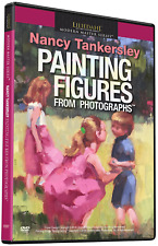 Nancy Tankersley: Painting Figures From Photographs - Art Instruction DVD