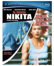 La Femme Nikita/Run Lola Run (Blu-ray Disc, 2010, 2-Disc Set) New
