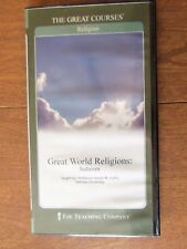 The Teaching Company Great World Religions: Judaism DVD & Course Guide Book