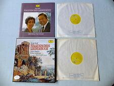 DG 2707 096 WOLF Italienisches Liederbuch Mathis Schreier Engel vinyl 2LP box