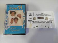 BONEY M CHRISTMAS ALBUM CINTA TAPE CASSETTE SPAIN EDITION 1981 ARIOLA