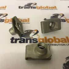 Land Rover Discovery 3 Air Suspension Compressor Captive Nuts x3 - Genuine Parts