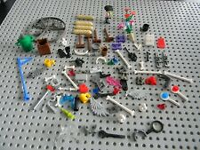 Lego - Lot of assorted minifigure accessories - New and used mixed