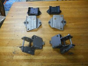1967 1968 1969 1970 FORD MUSTANG & COUGAR 390 428CJ MOTOR ENGINE MOUNT MOUNTS