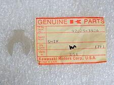 Kawasaki NOS NEW  92025-3506 Shim .08T Intruder Invader Snowmobile Snow 1979-81