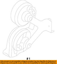 FORD OEM-Horn BT4Z13832A