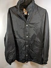 Calvin Klein CK Jeans Windbreaker/Rain Jacket Blk SzL