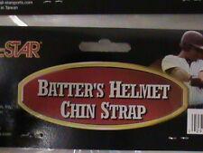 New All Star Baseball Helmet Chin Strap ( HOT PINK ) Batting Helmet BHCS-HP