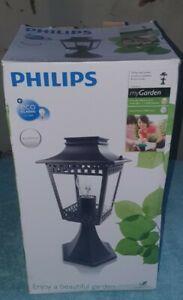 Philips myGarden Outdoor Light Rustic Brown
