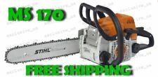 STIHL MS170 CHAINSAW NEW IN BOX COMPLETE - 1.3kw ORIGINAL 35 cm Free shipping