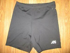 Womens MIZUNO athletic spandex shorts sz XL volleyball gym running
