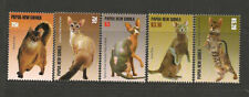 Cats British Colony & Territory Stamps