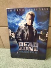 Dead Zone - The Complete Fourth Season (DVD, 2006, Canadian)