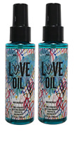 (2 - Pack) Healthy Sexy Hair Love Oil 3.4 oz - Free shipping