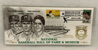 National Baseball Hall Of Fame Induction Day 1994 Stamp Cachet Lou Gehrig