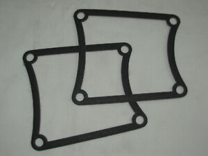 Pair of Foamet Primary Inspection Cover Gaskets, '79 to '84 Harley FXR and FLT
