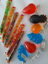 Jelly Fruit Tik Tok chalenge 6 ju-c Fruit Pops+FREE 6 jelly Sticks ABC