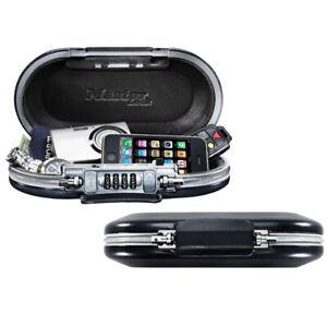 Master Lock Kleiner Verriegelungskasten mit Kabel 5900EURD