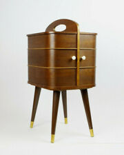 Nähkasten 60er-Jahre Mid Century, Vintage, danish Design