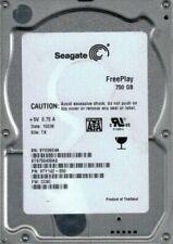 Hard disk interni con 750 GB di archiviazione