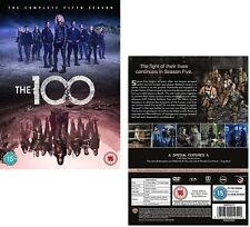 The 100 Season 5 DVD 2018 DVD