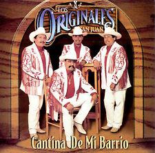 Originales De San Juan : Cantina De Mi Barrio CD