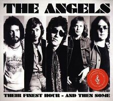 THE ANGELS Their Finest Hour CD Angel City Best Of BRAND NEW Digipak