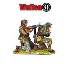 NOR016 Waffen-SS Panzer Grenadier MG42 Team by First Legion