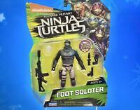 Teenage Mutant Ninja Turtles Movie ~FOOT SOLDIER~ Action Figure #90607