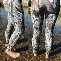 Under Armour Camo Pattern Realtree Look Bottoms One Size 6-16 Brand New