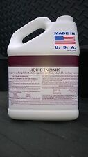 GEREASE TRAP TREATMENT FOG CLEANER 1 GAL ENZYME BACTERIA PATRIOT CHEMICAL SALES