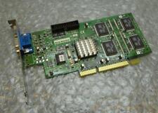 8mb DELL 4623c Fire 1k Pro DIAMOND MULTIMEDIA AGP VGA Tarjeta de vídeo gráfica