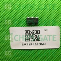 7PCS EMC EM78P156NMJ SOP18 MCU