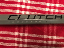 "Brand New Brine Clutch Friction Lacrosse Attack Shaft 30"" - Gray and Black"