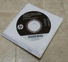 HP / Compaq Monitor Software and Documentation CD - CD Kit 647483-B22