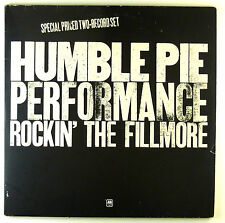 "2 x 12"" LP-Humble Pie-Performance: Rockin 'The Fillmore-c2280-RAR"