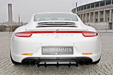 Porsche 991 Carrera Diffuser  Targa 4 4S S GTS 911 MOSHAMMER Diffusor Kit
