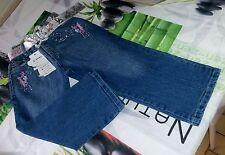 pantalon jeans fille bleu taille 4 ans (neuf avec étiquette)