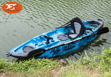 2.7M Jetocean Single Sit On Top Fishing KAYAK with Paddle and Seat Melbourne