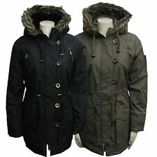 Brave Soul Polyester Parkas for Women
