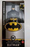"Mattel DC COMICS BATMAN 80 Years Anniversary Dark Suit Action Figure 6"""
