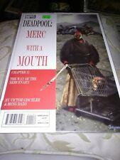 Deadpool:Merc With A Mouth #11, Marvel, Nm, 2010, Suydam Lone Wolf & Cub Homage