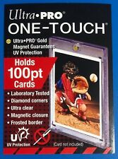 ULTRA-PRO ONE-TOUCH (100PT) Magnetic Hard Card Protector ONE PIECE