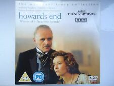Howards End promo dvd Anthony Hopkins Emma Thompson(Free UK Post)