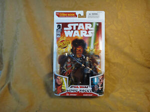 Star Wars Comic Packs #11 Ulic Qel-Droma & Exar Kun - Free S&H USA