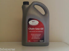 Chain Saw Oil 5Ltrs Suits Husqvarna, McCulloch, Stihl etc.