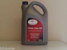 Chain Saw Oil 5Ltrs Suits Husqvarna, McCulloch, Stihl etc.