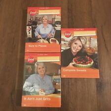 Food Network Paula Deen Home Cooking 9 DVD 3 Boxsets Collection Sealed & New