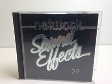 Network Sound Effects - Disc 29 - Audiophile - Made in Japan